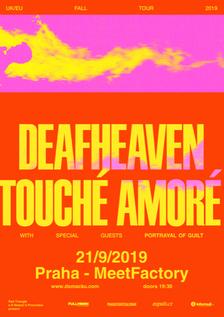 Deafheaven & Touché Amoré v MeetFactory