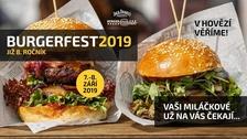 Jack Daniel's Presents Burgerfest 2019 - Výstaviště Praha Holešovice