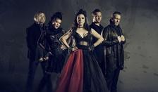 Evanescence s uhrančivou Amy Lee zahrají v Plzni a Brně
