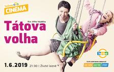 Letní kino Yellow Cinema - Tátova volha