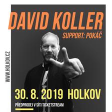 DAVID KOLLER/SUPPORT: POKÁČ/