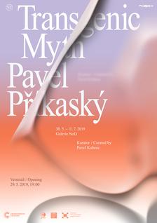 výstava Pavel Příkaský / TRANSGENIC MYTH