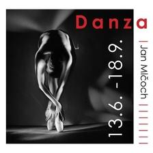 výstava Jana Mlčocha - Danza