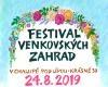 Festival venkovských zahrad