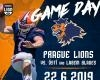 Prague Lions vs. Ústí Blades / LIONation day