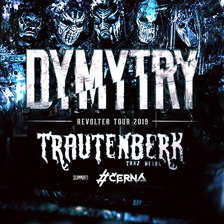 DYMYTRY/REVOLTER TOUR 2019/
