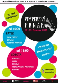 Vimperský Frňák 2019