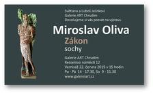 Výstava - Miroslav Oliva / Zákon