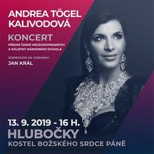 Andrea Tögel Kalivodová/pěvecký koncert/