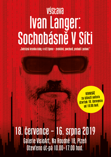 Výstava: Ivan Langer - Sochobásně v Síti | Plzeň