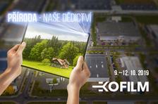 45. Mezinárodní filmový festival EKOFILM 2019 - Příroda - naše dědictví