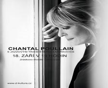 Chantal Poullain v doprovodu jazzového tria pod vedením Štěpána Markoviče
