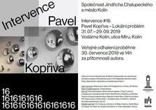 Intervence #16: Pavel Kopřiva – Lokální problém