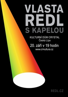 Koncert - VLASTA REDL S KAPELOU