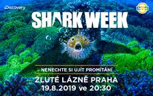 Shark Week ve Žlutých lázních