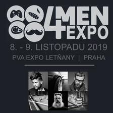 4MEN EXPO 2019/Veletrh pro opravdové muže/