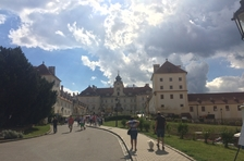 Valtický košt v zimní jízdárně zámku Valtice