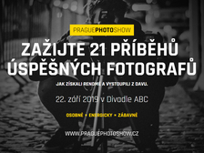 PRAGUE PHOTO SHOW 2019 - Divadlo ABC