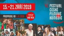 41. festival české filmové komedie
