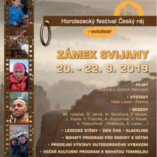 Horolezecký festival Český ráj//