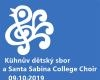 Kühnův dětský sbor a Santa Sabina College Choir