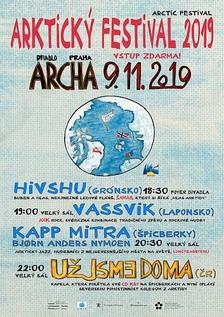 Arktický festival 2019 - Divadlo Archa