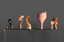 Kontakt. Výstava keramické plastiky v Kvalitáři