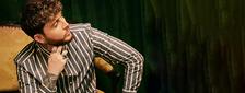 James Arthur po pěti letech v Praze. Nejúspěšnější vítěz britského X Factoru přiveze desku věnovanou fanouškům