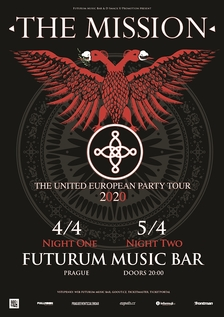 The Mission - Futurum Music Bar
