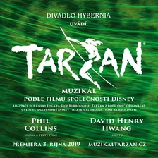 TARZAN - Divadlo Hybernia