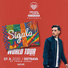 BEATS FOR LOVE/ON THE ROAD/pres. Sigala