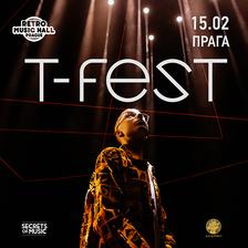 /T-FEST IN PRAGUE/