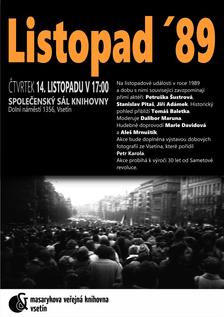 LISTOPAD 89