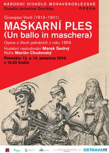 MAŠKARNÍ PLES - Divadlo Antonína Dvořáka