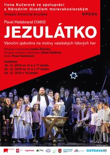 JEZULÁTKO - Divadlo Antonína Dvořáka