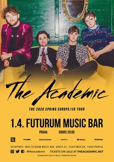The Academic / IE - Futurum Music Bar