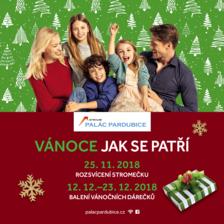 Oslavte s dětmi Mikuláše v Paláci Pardubice