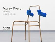 Výstava - Marek Kvetan - Resaving