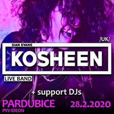 KOSHEEN (UK) - PARDUBICE / PVV IDEON
