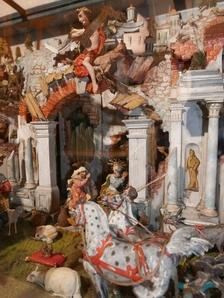 Vánoční výstava - POSPĚŠTE PASTÝŘI K BETLÉMU