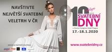 10. ročník největší svatební veletrhu v ČR SVATEBNÍ DNY