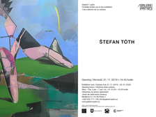 Výstava ŠTEFAN TÓTH - Galerie 1. patro