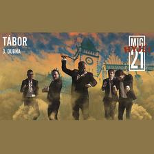 MIG 21 - Hyjé Tour 2020 v Táboře