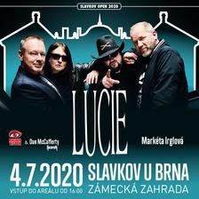 SLAVKOV OPEN 2020 - LUCIE, DOCTOR VICTOR, MARKÉTA IRGLOVÁ