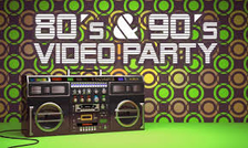 Pop 80´s & 90´s video party DJ Jirka Neumann