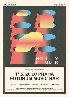 Holy Fuck / CA - Futurum Music Bar
