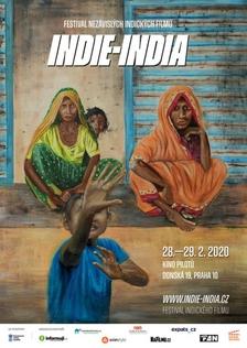 INDIE - INDIA. Nový festival nezávislých indických filmů