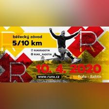 Run X - Velikonoční běh na 5 a 10 km