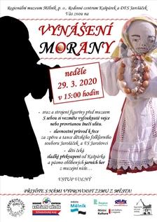 Vynášení Morany - Mělník