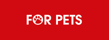 FOR PETS 2020